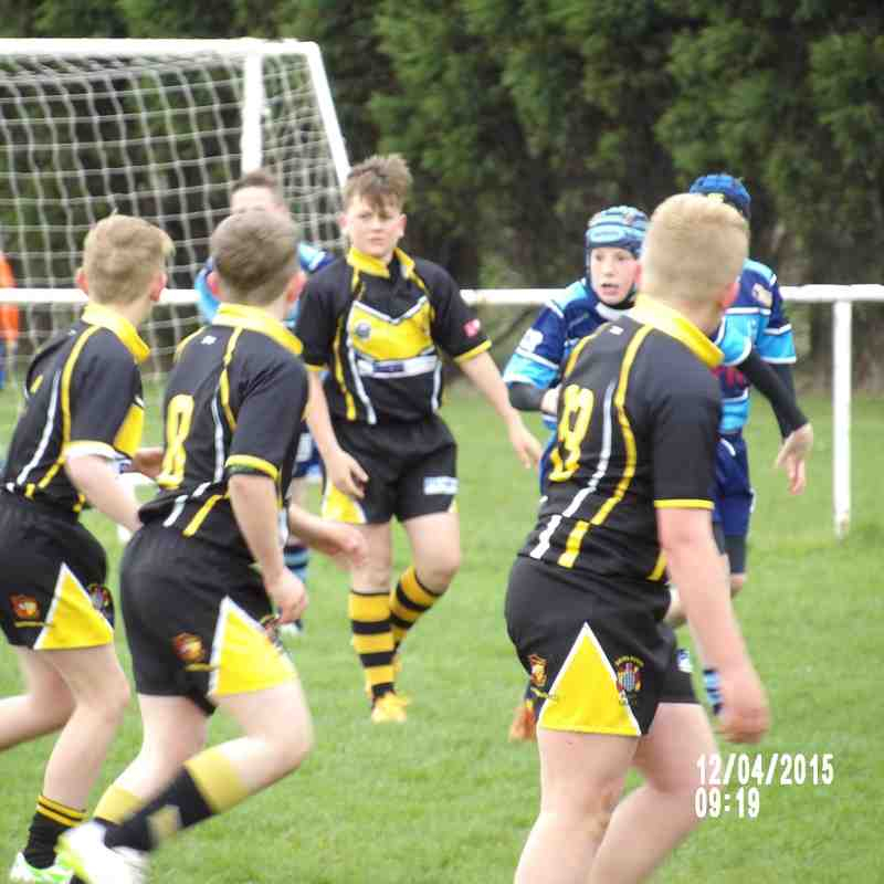Skirlaugh V Hull Wyke U12's