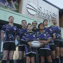 Follow the Surrey Sharks!
