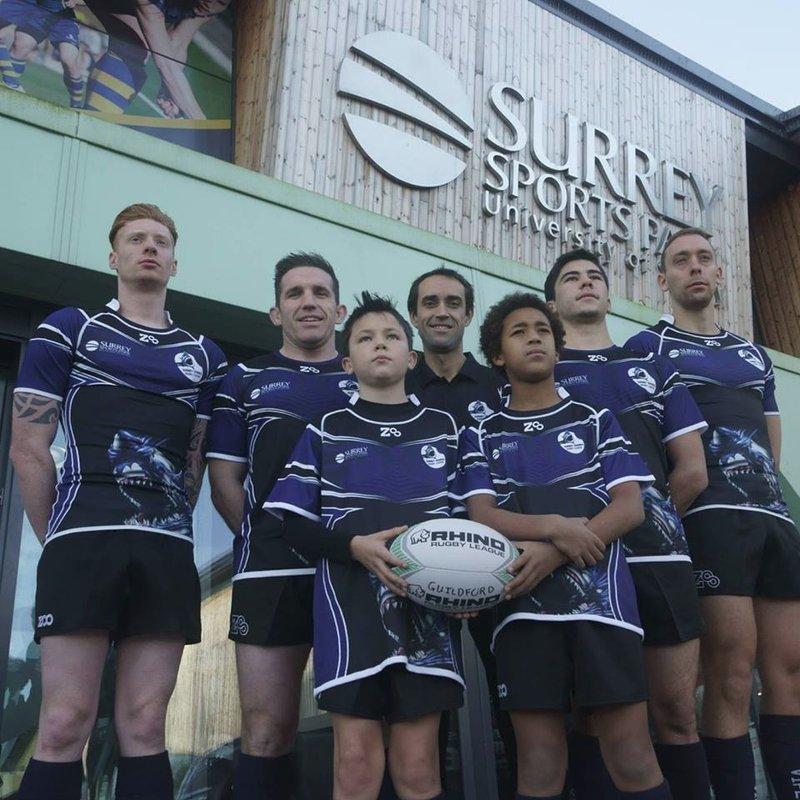 Follow the Surrey Sharks!