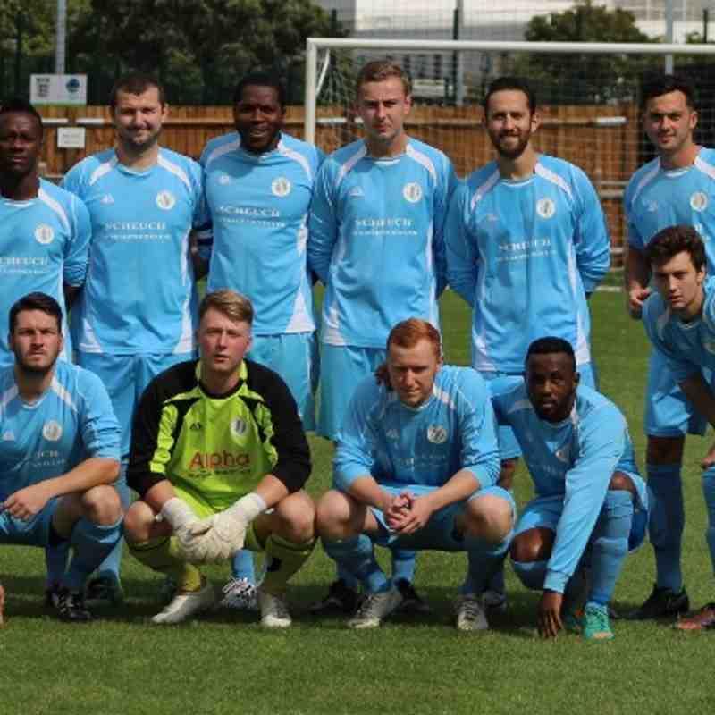 Meridian VP 1-3 Glebe FC