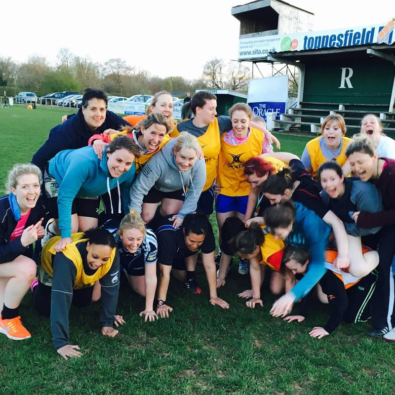 Assistant Squad Coach for the Reading Ladies Rugby First Team Squad