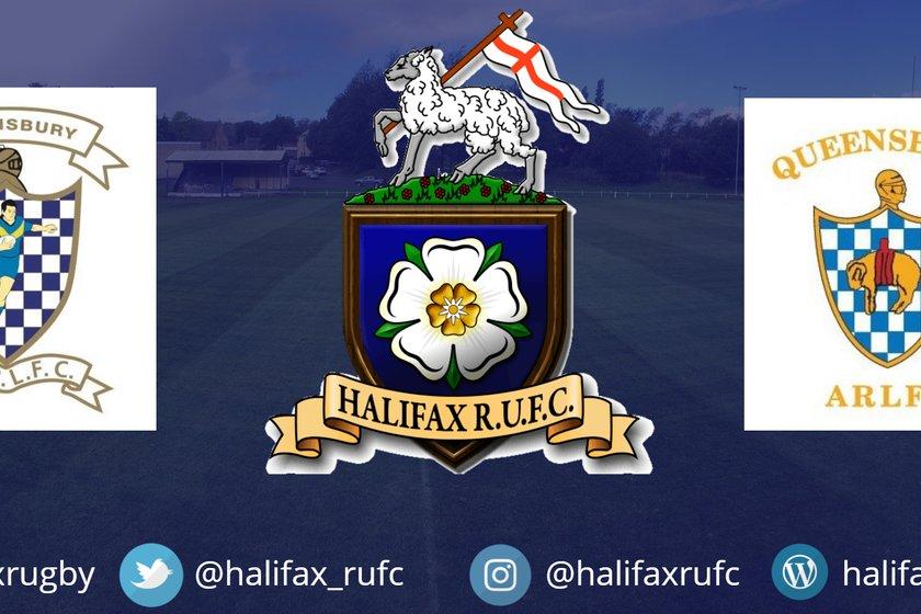 Halifax Ladies, Queensbury JARLFC & ARLFC  12/5/18