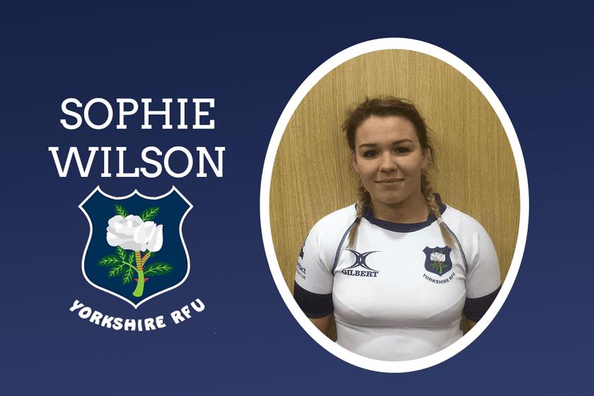 Halifax Ladies Sophie Wilson to represent Yorkshire at Twickenham