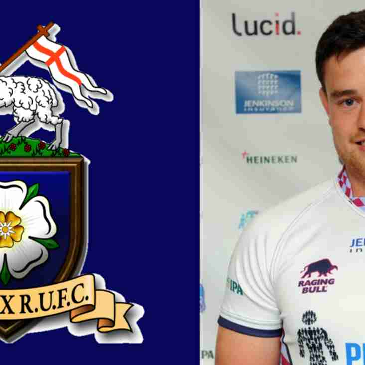Luke Cole appointed as new Head Coach for Halifax RUFC