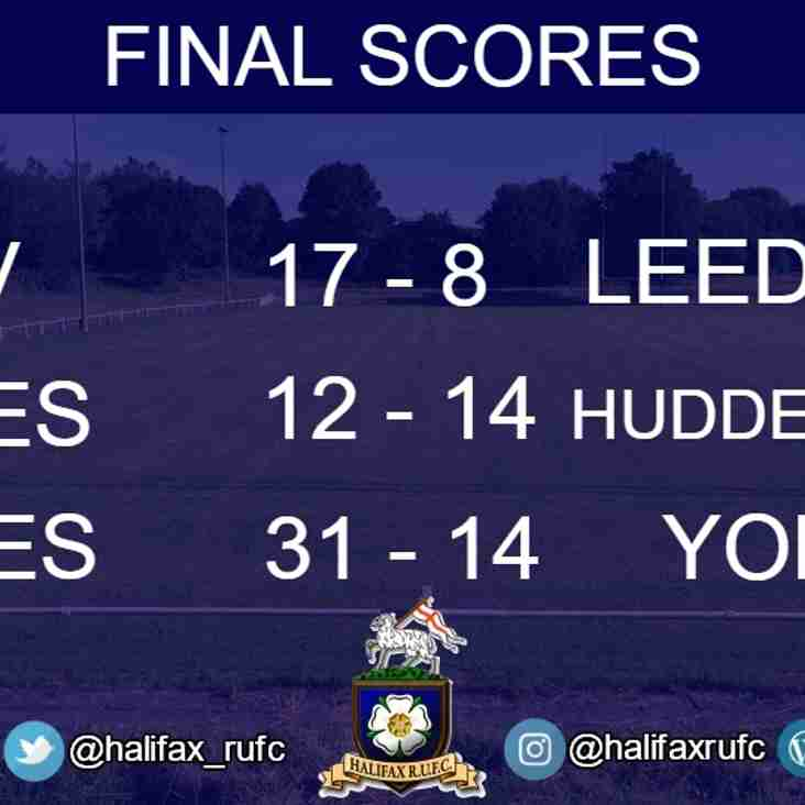 Match Reports and Full Time Scores