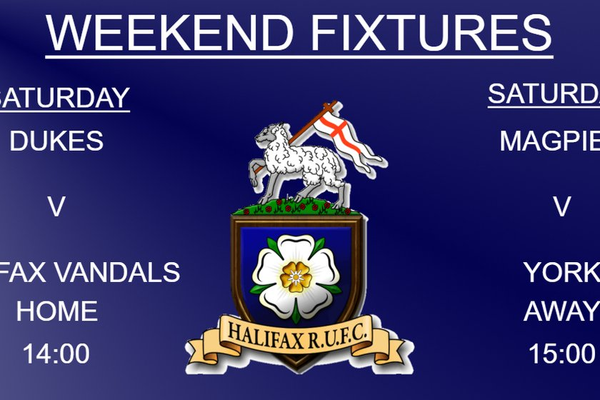 Dukes and Mapgies in action this easter weekend