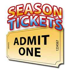 town freeze  price on seasons tickets 2016-17