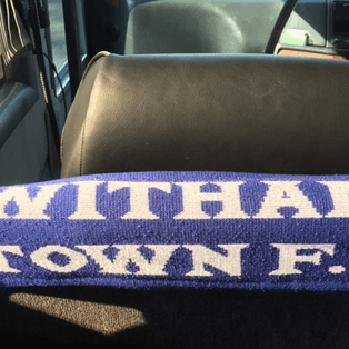 maldon to strong for town