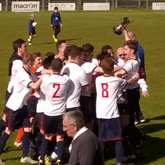 cup success for towns under 16s