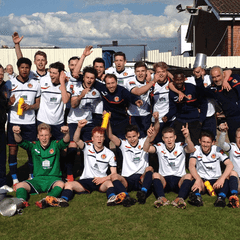 wrapped up their second successive Reserve League title with an emphatic 10-0