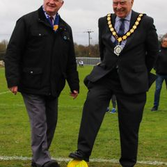 witham towns new youth pitches opening