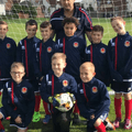 u10s whites b/w northey beat broomfield 1 - 2