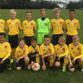 u13s yellows b/w div 1 beat torquespeed 5 - 4