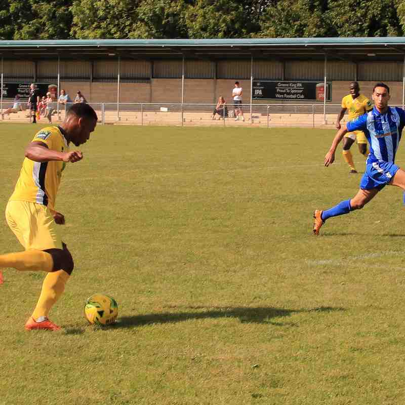 02-09.17 WARE2.1 WITHAM FA CUP