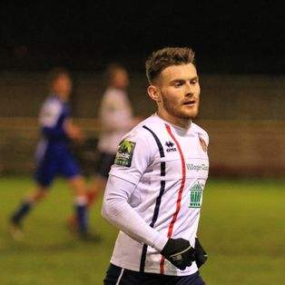 tilbury cannot stop inform town as davidson helps himself to  a brace