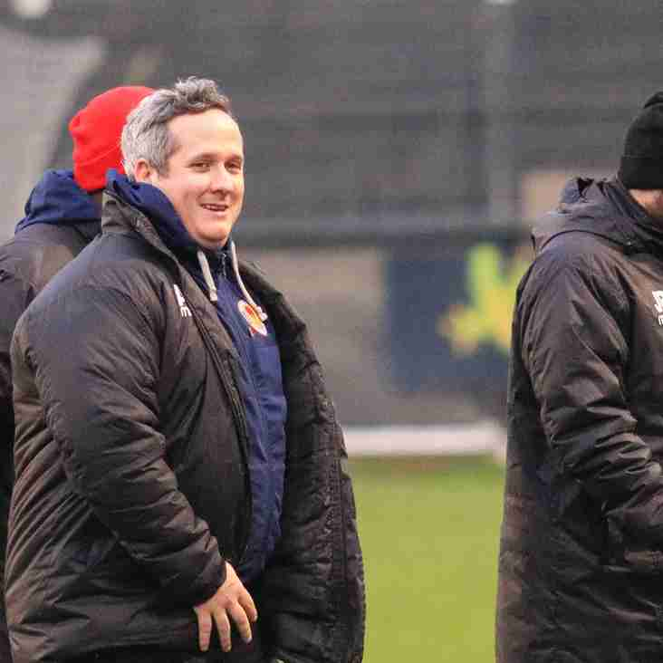 There'll be no half measures from Witham Town