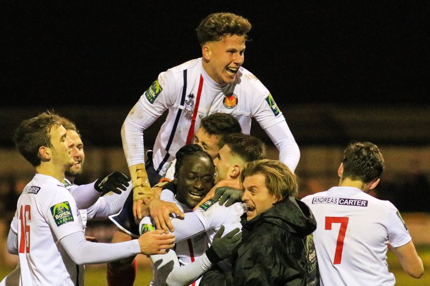 Ashford knows keeping Witham Town's squad together