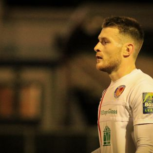 Correy's late strike moves Witham closer to points target