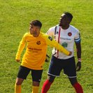 town earn a point after menga goal levels