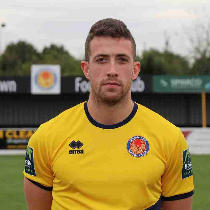 Ahern hopes Witham Town have hit the turning point in Bostik League North