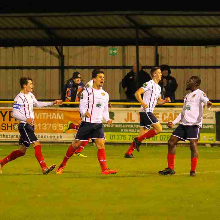 Ashford wants Witham to back up win with another strong show