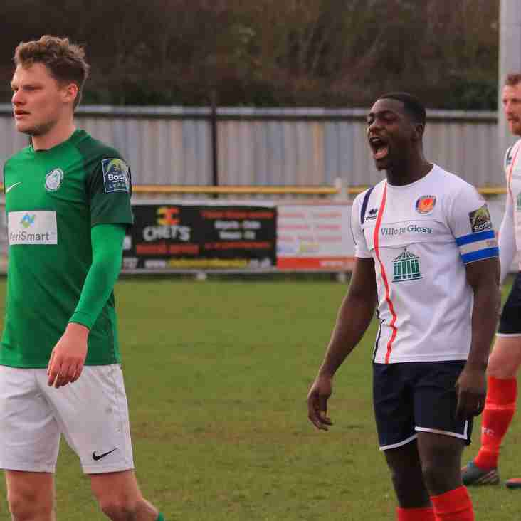 Owusu: there's still plenty for Witham to play for