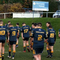 West Leeds U16's v Yarnbury (27/11/2016)