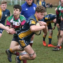 Moortown U16 v West Leeds U16  (19/02/2017)