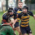 Under 17's Get a Taste of Victory on their First Trip to The North East