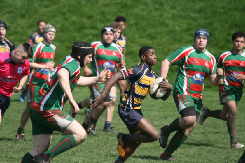 Under 17's Finish Off Their Successful Season with a Bang
