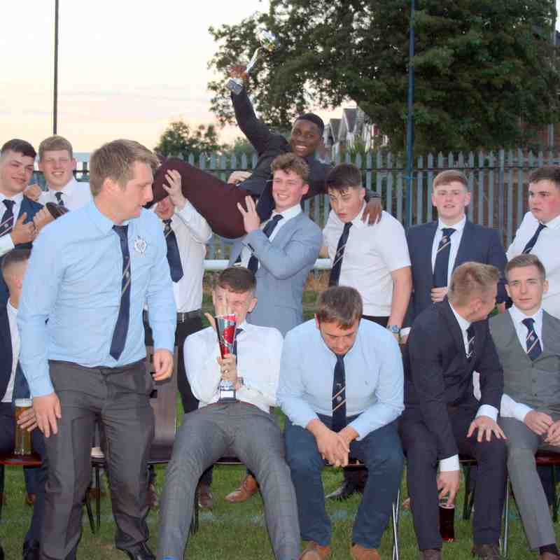 U17 Junior Colts Presentation Evening  (09/06/2018)