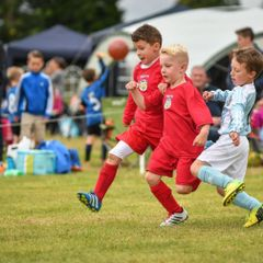 Saltney Town FC Family Fun Day