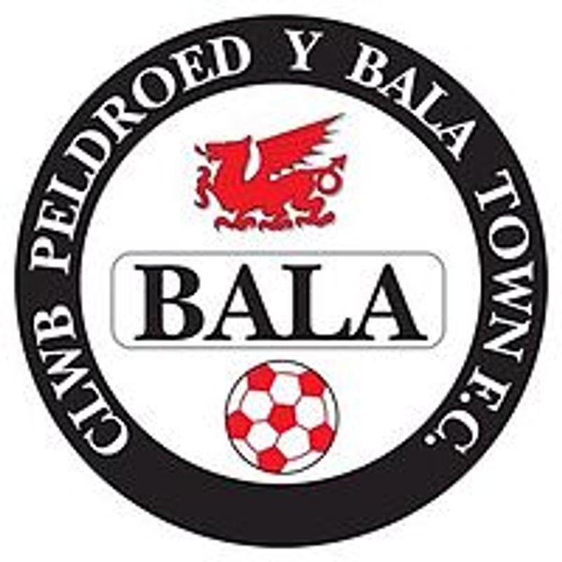 Bala Town 0 - 4 Saltney Town