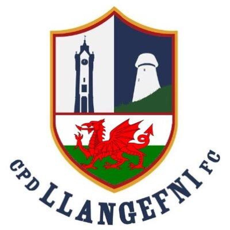 Llangefni Town FC 4 - 0 Saltney Town