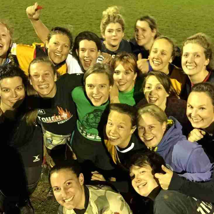 Calling all existing Ladies players, past players and any newbie's too