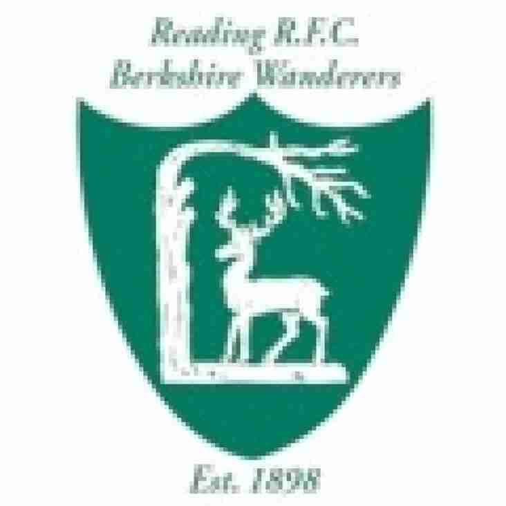 RRFC Fixtures (6th - 7th Feb 2016) - UPDATE 1
