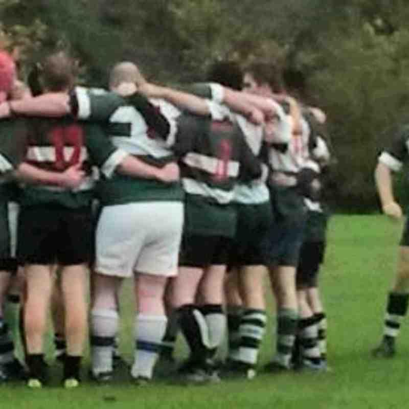 Saxons vs Aylesbury - Sat 15th Nov 2014