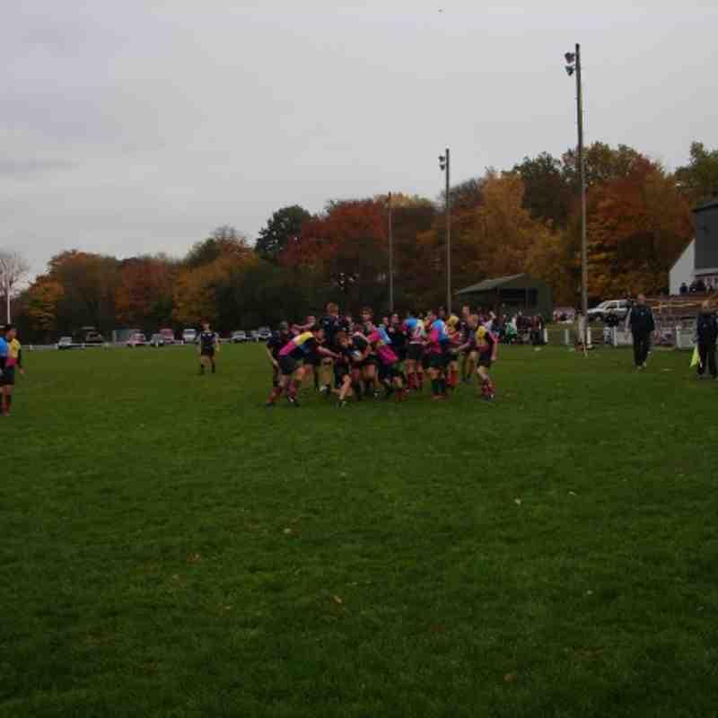 Colts v Sandbach 31st. Oct 2010