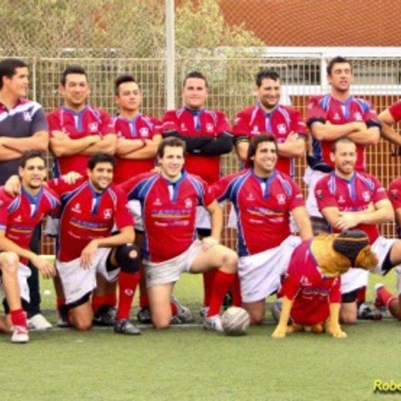 1st XV beat CR Mahoh - Fuerteventura 13 - 37