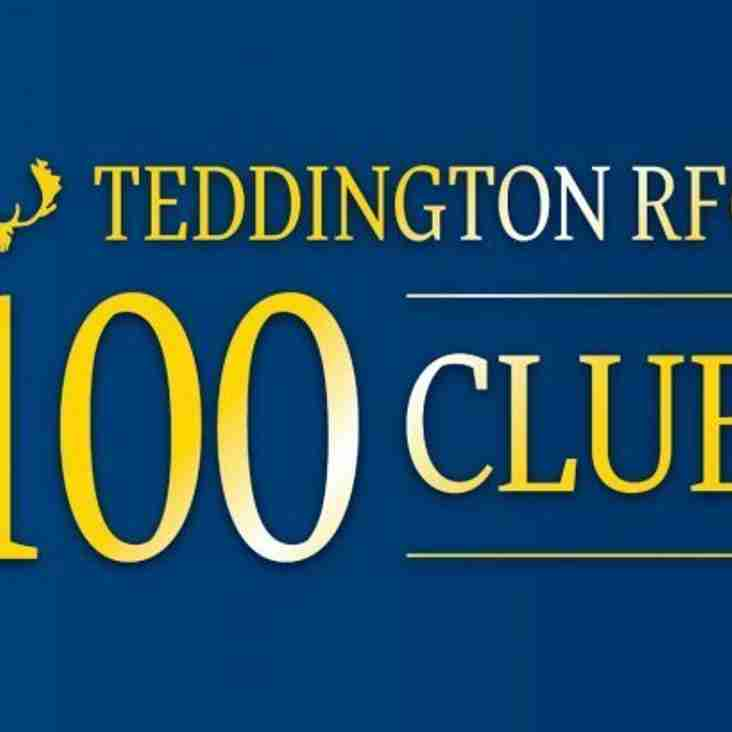 Teddington RFC 100 Club