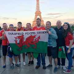 Guilsfield at the Euros