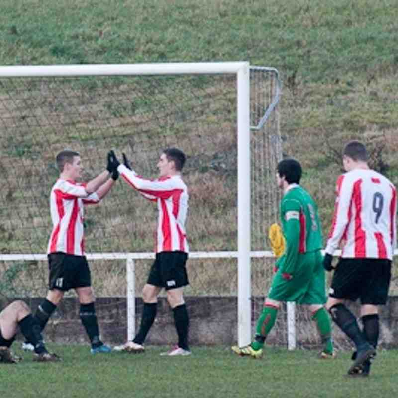 1st vs Thurnby