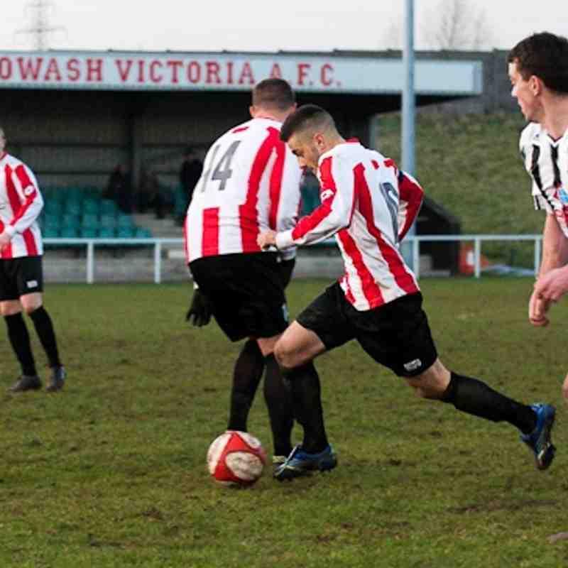 1st vs St Andrews