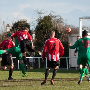 Vics bounce back to beat Thurnby