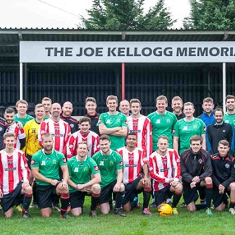 Joe Kellogg Charity Match 2014