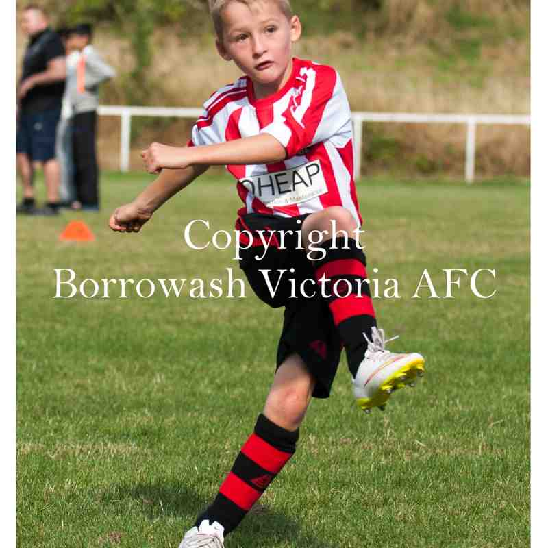 Vics U9 Tournament