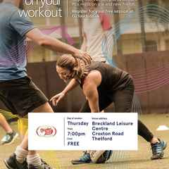 RugbyFit free circuit training / Fitness Classes