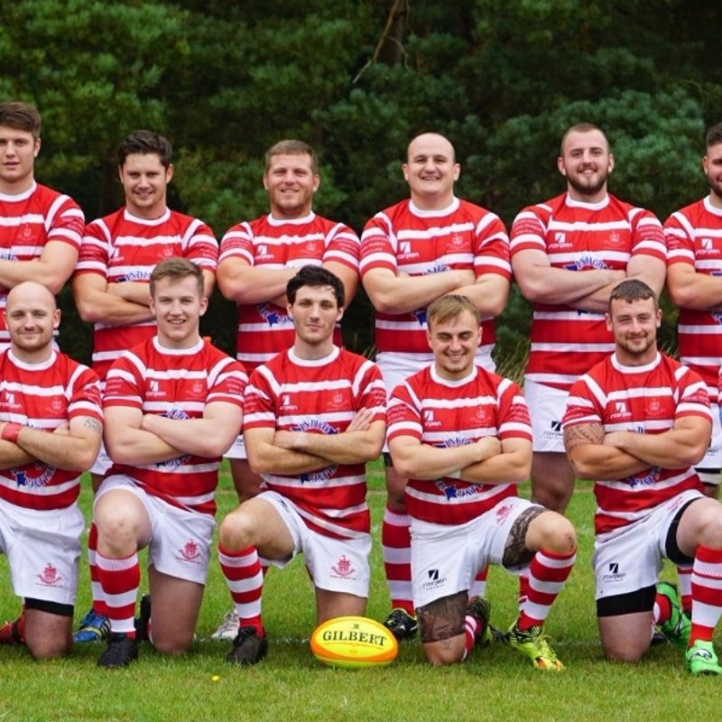 Thetford XV beat Crusaders 21 - 25