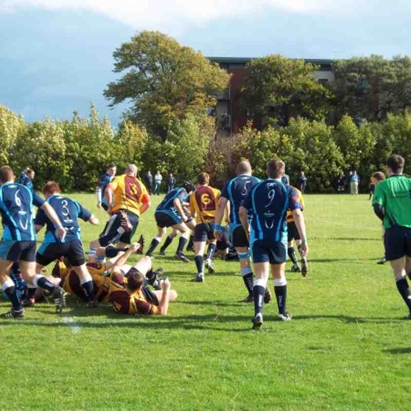 Liverpool Collegiate v New Brighton 17th September 2011
