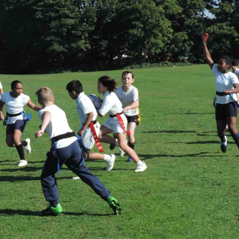 Sept 2015 Tag rugby development comp